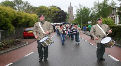 هولندا تنظم حفلًا كبيرًا بمناسبة ذكرى استشهاد الجنود المغاربة في تحرير هولندا