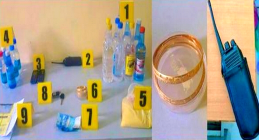 تفكيك عصابة إجرامية خطيرة تستهدف محلات بيع المجوهرات