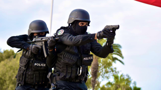 الشرطة القضائية توجه ضربة قوية لمهربي المخدرات