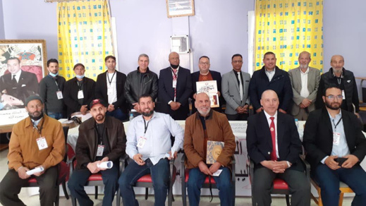 المؤسسة الخيرية الإسلامية بالناظور تحتضن الجمع العام السنوي لعصبة الشمال الشرقي للكراطي