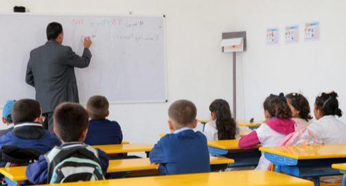 وزارة التربية الوطنية تخرج عن صمتها حول توقيف الدراسة