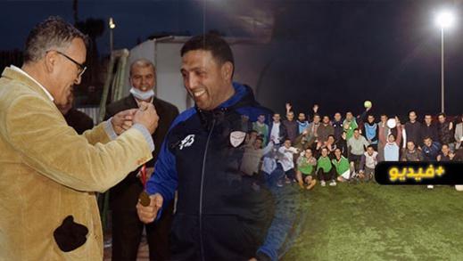 فريق الأمن الوطني لكرة القدم بالناظور يتوج بلقب دوري خاص بالموظفين