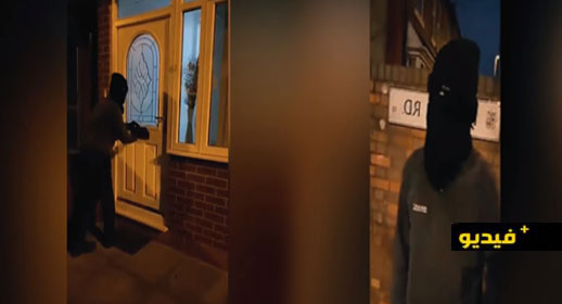 كاميرا للمراقبة ترصد لصا يعيد أموالا مسروقة بعد اكتشافه أنها تبرعات لأحد المساجد