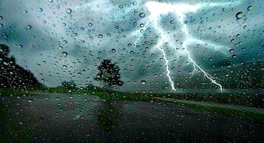 نشرة إنذارية.. أمطار رعدية قوية بالحسيمة والناظور والدريوش