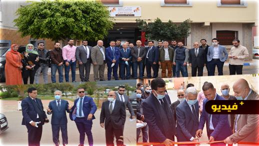 بحضور محمد ساجد.. الركراكي يدشن مقرات حزب الإتحاد الدستوري بإقليم الناظور