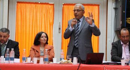 وزير الجالية المغربي يلتقي مغاربة الدانمرك في جولة تفقدية بالدول الاسكندنافية