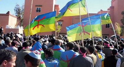"""أعلام أمازيغية بـ """"موازين"""" تستنفر المصالح الأمنية وتَجُرّ رافعيها الى الاعتقال"""
