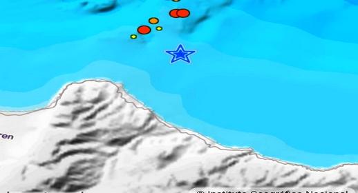 هزتان أرضيتان جديدتان تضربان سواحل إقليم الدريوش وهذه تفاصيلها