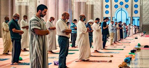 هذه حقيقة فتح المساجد لصلاة التراويح ابتداء من يوم الجمعة
