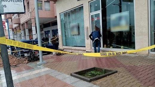 توقيف شابين بعد تورطهما في عملية سرقة وكالة بنكية