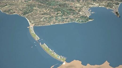 الحكومة المغربية والإسبانية يناقشان في اجتماع رسمي مشروع الربط الثابت عبر مضيق جبل طارق