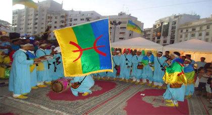 اعتداء على شاب يحمل العلم الأمازيغي بمهرجان أحواش بمكناس