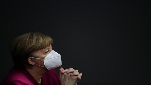 """ألمانيا تحثّ مواطنيها على الإذعان لقيودٍ صارمة لمكافحة """"كورونا"""""""