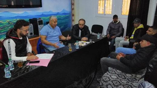 شباب ناظوري يأسس جمعية تهتم بالقنص والرماية والمحافظة على البيئة
