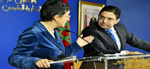 الخارجية المغربية تكشف أسباب استدعاء سفير إسبانيا بالرباط