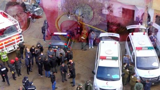 تنسيق أمني بين المغرب واسبانيا ينتهي باعتقال العقل المدبر لجريمة سلا