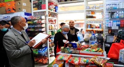 حجز أزيد من 18 طن من المواد الغذائية غير الصالحة للاستهلاك في الأسبوع الأول من شهر رمضان