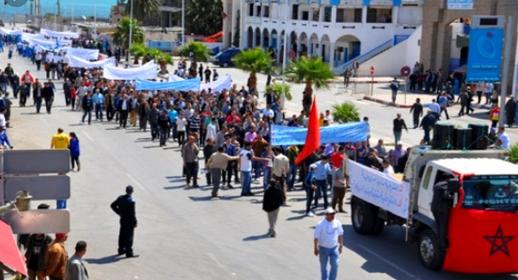 الحكومة تقرر للسنة الثانية على التوالي منع جميع مظاهر الإحتفال الميداني بفاتح ماي