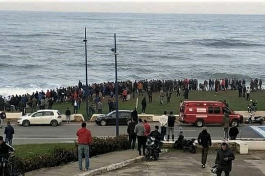 المغرب يستقبل مهاجرين سريين مطرودين من ثغر سبتة