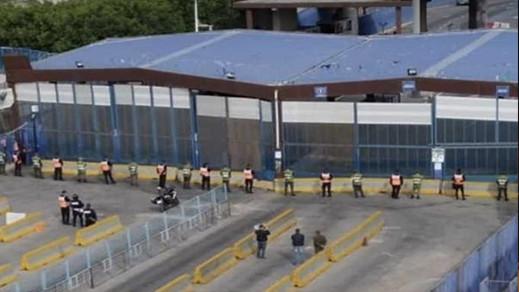 مرة اخرى.. سلطات اسبانيا تمدد اغلاق الحدود البرية لمليلية وسبتة