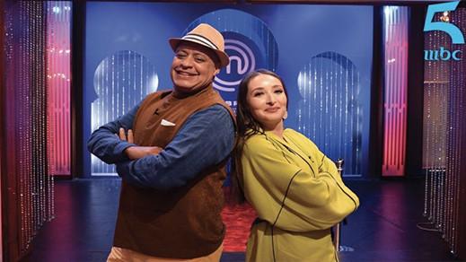 تم تصويرها بالناظور.. MBC5  تبث الحلقات النهائية لماستر شاف