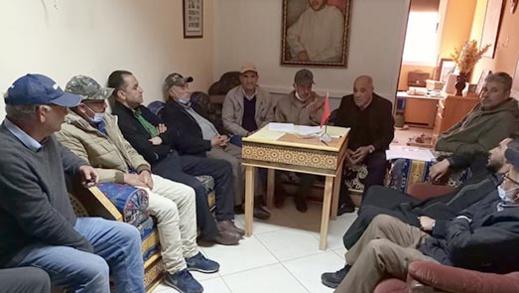 إعادة الثقة في عبد السلام الكركري رئيسا لجمعية عبد الكريم الخطابي للقنص بالعروي