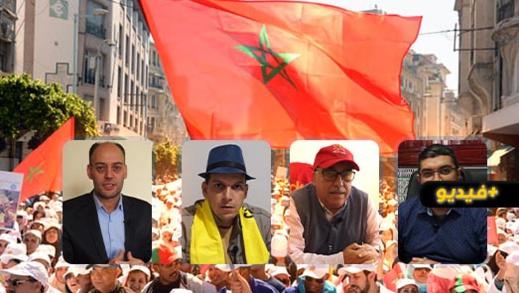 بعد منعهم من النزول للشارع.. ممثلو نقابات الناظور يستعرضون مطالبهم بمناسبة عيدهم الأممي