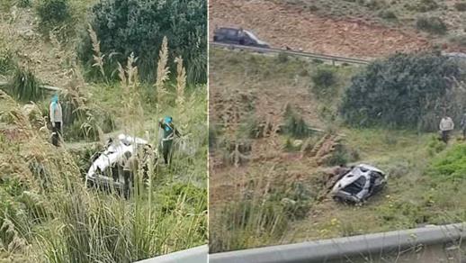 حادثة سير خطيرة تودي برب أسرة على الطريق الرابطة بين تارجيست والحسيمة
