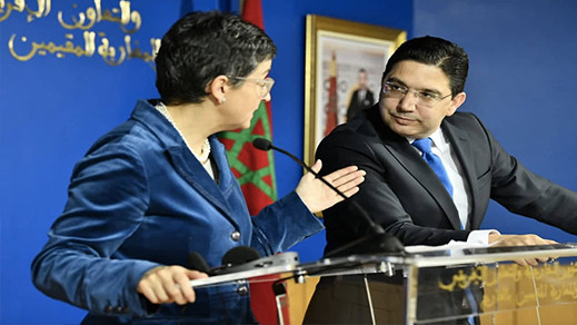 الخارجية المغربية ترد بقوة على إسبانيا بسبب إستقبالها زعيم ميليشيات البوليساريو
