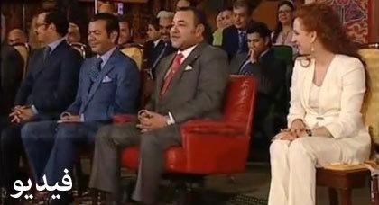 الملك محمد السادس يترأس حفل نهاية السنة الدراسية بالمدرسة المولوية بالرباط
