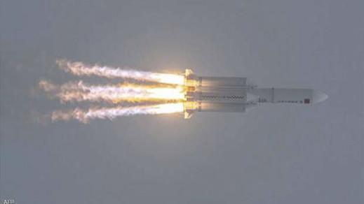 رسميا.. الصين تنجح في تفكيك الصاروخ خارج السيطرة