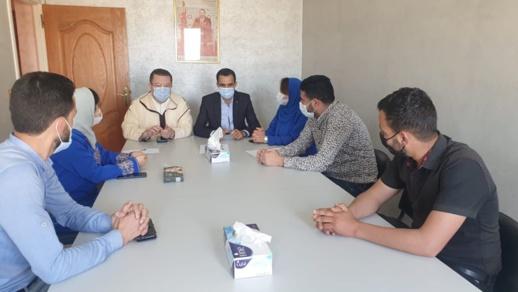 إنتخاب عبد الوافي هرواش رئيسا للتمثيلية الإقليمية للشبيبة التجمعية بالدريوش