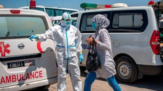 تسجيل 242 حالة إصابة جديدة بفيروس كورونا