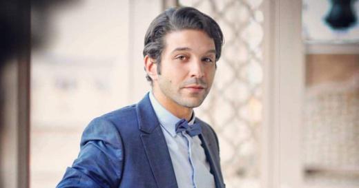 """خبر مفجع للفنان المغربي """"أنس الباز"""" في أول أيام العيد"""