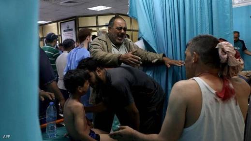 القصف الإسرائيلي لغزة يستهدف الأطفال والنساء والعدد يصل إلى رقم مخيف
