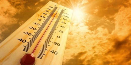 ارتفاع درجة الحرارة خلال اليوم في مختلف مدن المملكة