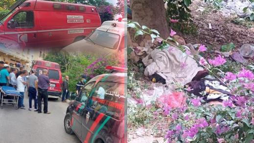 جثة ثلاثيني وسط الحي الإداري بالناظور تستنفر السلطات الأمنية بالمدينة