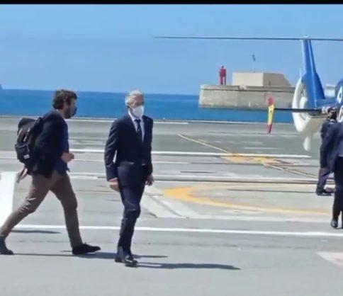 رئيس الحكومة الإسبانية في زيارة عاجلة لمليلية