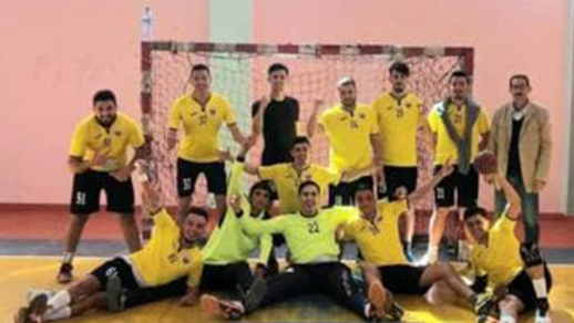 الشباب الرياضي الناظوري لكرة اليد يستأنف البطولة وكله عزم على تحقيق الصعود للقسم الأول