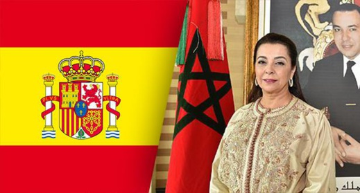 تطورات جديدة في العلاقات المغربية الإسبانية بسبب سفيرة المغرب في مدريد