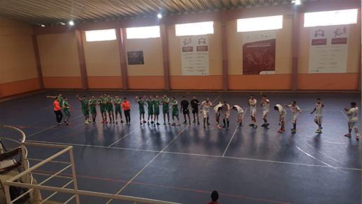 هلال الناظور لكرة اليد يحقق إنتصارا جديد على الجمعية السلاوية