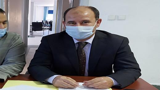 باشا مدينة الناظور يتدخل لحل مشكل عمال النظافة مع الشركة المكلفة بجمع النفايات