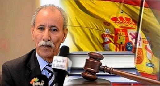 إسبانيا تؤكد مثول زعيم ميليشيات جبهة البوليساريو أمام القضاء