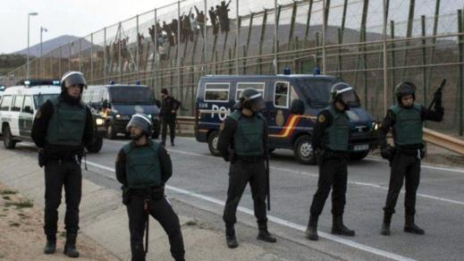 مليلية تمنع الوقفات خوفا من التطاحن بين المغاربة والإسبان