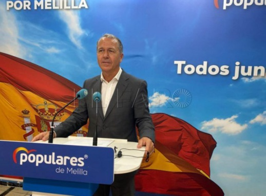 الحزب الشعبي بمليلية المحتلة يتهم حكومة مدريد بالكذب ويطالبها بالاعتذار