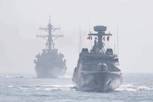 المغرب وإسبانيا والجزائر في تدريب عسكري للدفاع المشترك بينهم