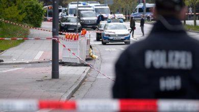 الشرطة الألمانية تقتل مهاجرا كان يهدد المارة بالسلاح الأبيض