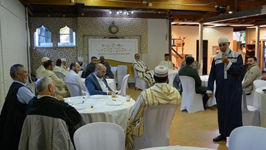 القنصل العام المغربي بأمستردام الهولندية يشرف على تكريم الأئمة والقيمين الدينيين