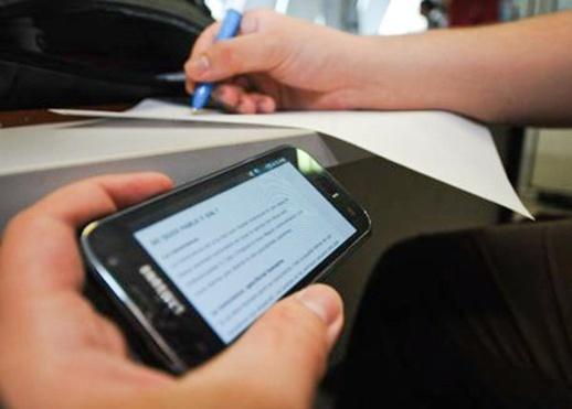 توقيف العشرات من التلاميذ الغشاشين خلال إمتحانات الباكالوريا