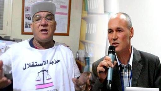 """الناشط بـ""""حراك الريف"""" لحبيب الحنودي يقصف مضيان ويؤكد أن لا أحد من المعتقلين يشرفه الترشح بحزب الاستقلال"""